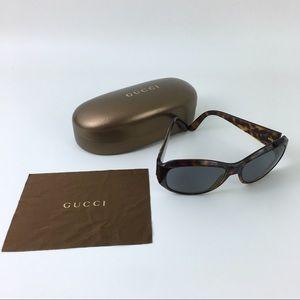 Gucci Womens Sunglasses GG 3102/S Tortoise Frame